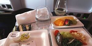 Luxus in der Air New Zealand Premium Economy
