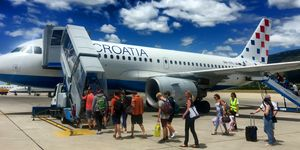 Croatia Airlines Dubrovnik © Thomas Sbikowski