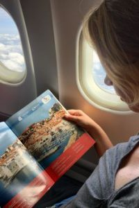 Croatia Airlines Reisemagazin 350