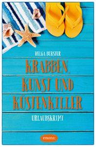 Krabben Kunst und Küstenkiller © emons verlag