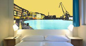 Montage Münster-Hafen im B&B Hotel (c)barlofotografik.de