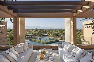 Mandarin Oriental Marrakech, Morocco Photo © Mandarin Oriental Hotel Group