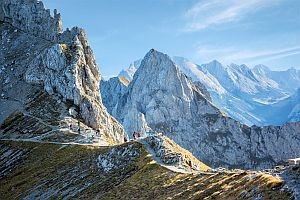S. 116/117 Karwendelmassif, Deutschland, Österreich © aprott / iStock Photo