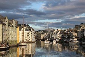 Jugendstilstadt Ålesund © Brigitte Bonder