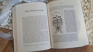Anschauliche Skizzen im Tesla-Buch