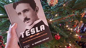 Nikola Tesla Biografie © FinanzBuch Verlag