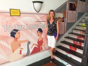 Long Bar im Raffles Hotel