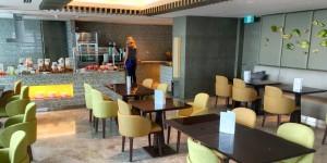 Lounge im Hotel Jen Orchardgateway