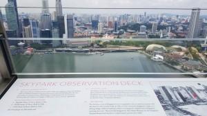 Observation Deck Marina Bay Sands