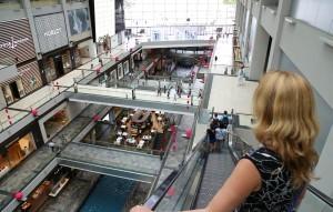 Shoppingmall Marina Bay Sands