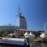 Zum SeeStadtFest nach Bremerhaven