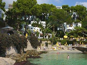Hotel Bonsol mit Badebucht © Hotel Bonsol