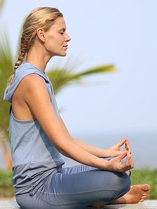 Yoga-Kurs im Bonsol © AHM PR
