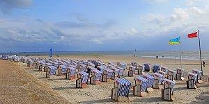 Weststrand Norderney © Brigitte Bonder