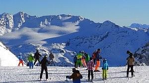 Familien-Skispaß © Brigitte Bonder