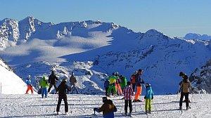 Skivergnügen in Nord- und Südtirol © Brigitte Bonder
