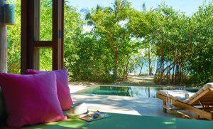 Beach Villa, Vietnam © Six Senses