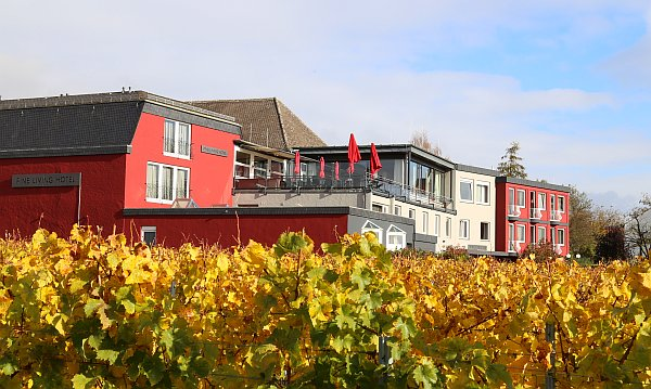 Top Lage - Das Fine Living Hotel © Thomas Sbikowski