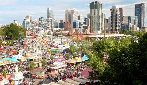 Stampede in Calgary © Mike Ridewood