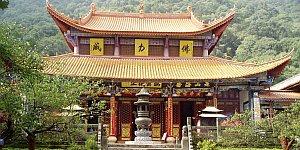 Tempel in China © Andrea Bonder