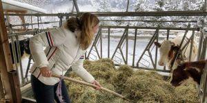 Skiurlaub auf dem Bauernhof © Thomas Sbikowski
