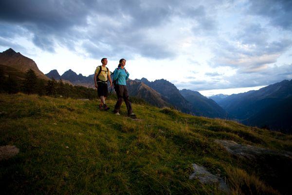 Wandern im Kaunertal © Kaunertal Tourismus/M. Lugger