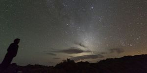 Nachthimmel im Kaunertal  © Christoph Malin