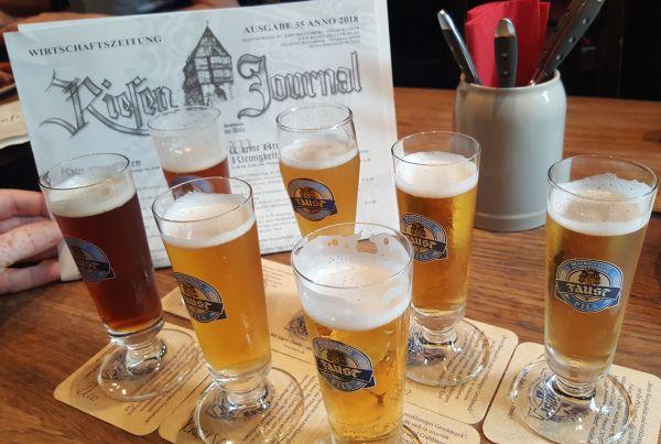 Faust-Bier Verkostung © Thomas Sbikowski
