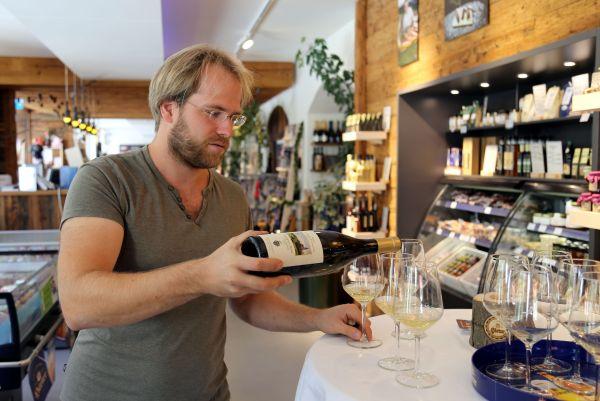 Georg Lexer vom Weingut Karnburg © Thomas Sbikowski