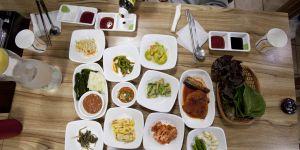 Koreanische Küche © Jan C. Brettschneider