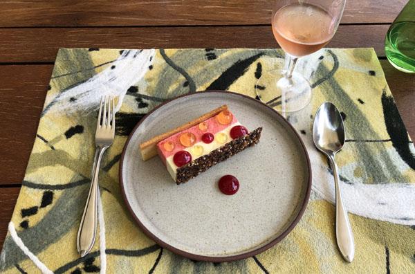 Dessert mit Süßwein © Thomas Sbikowski